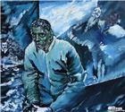越狱NO-21油画